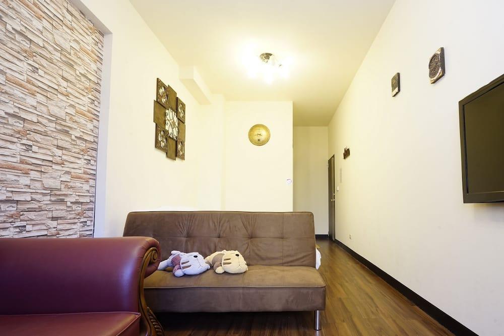 舒適三人房 - 客廳