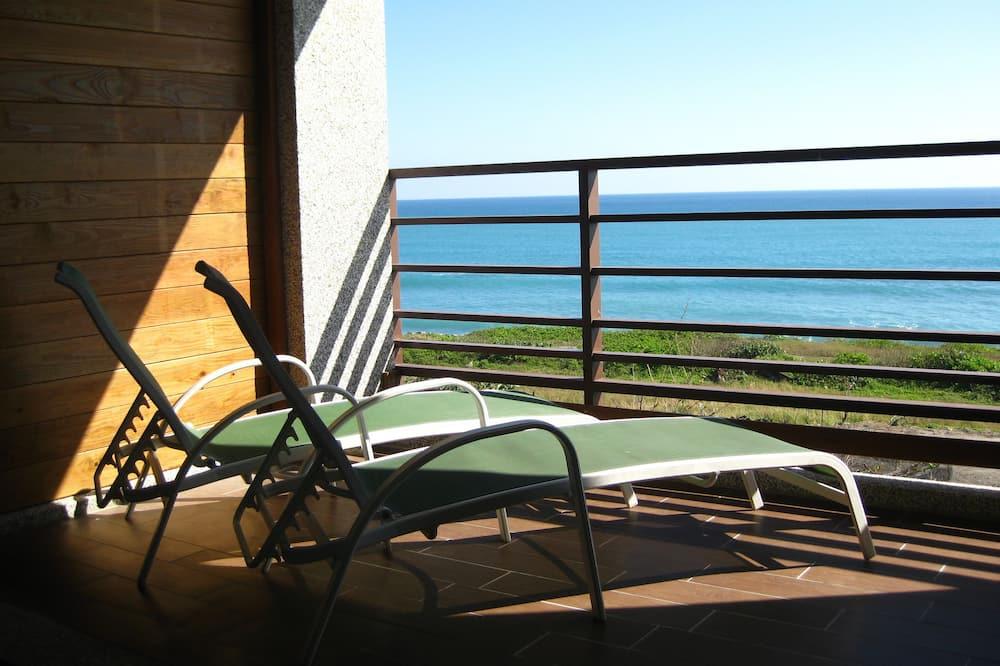 Двомісний номер, з видом на океан - Балкон