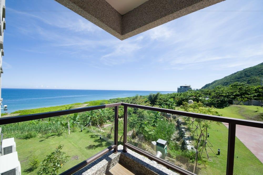 Classic-Vierbettzimmer - Balkon