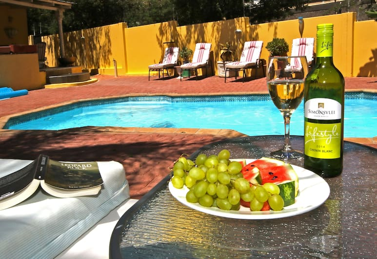 Jordani Bed & Breakfast, Windhoek, Venkovní bazén