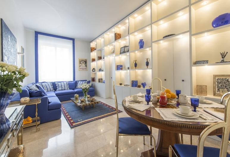 BnButler - Boccaccio, Μιλάνο, Luxury Διαμέρισμα, 2 Υπνοδωμάτια, Περιοχή καθιστικού