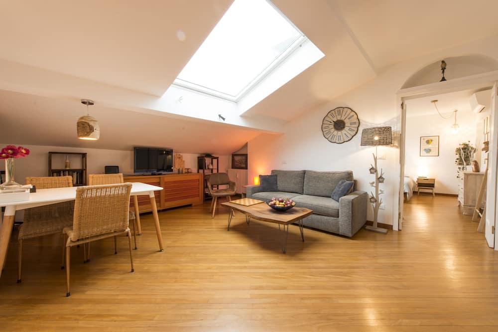 Апартаменты, 1 спальня (up to 4 people) - Главное изображение