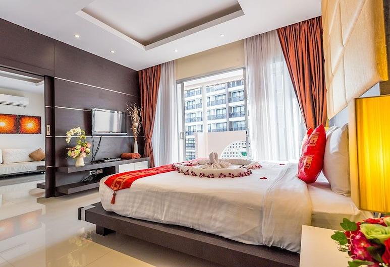Premier Suites Kata, Karon, 1 Bedroom Double Apartment, Room
