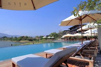 Pak Chong bölgesindeki Atta Lakeside Resort Suite resmi