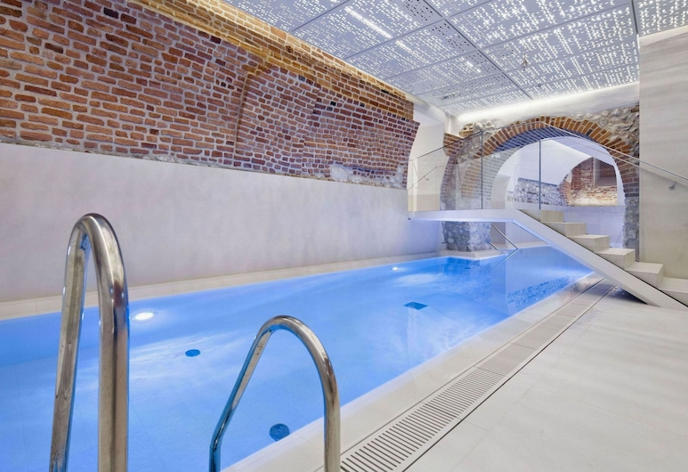 Hotel Unicus Palace, Krakow, Bazén