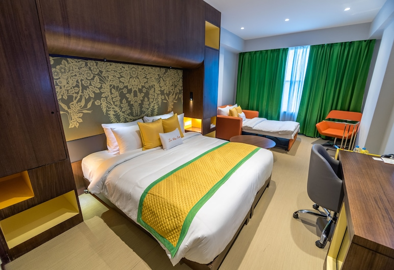 Zone By The Park Jodhpur, Jodhpur, Binnenkant hotel