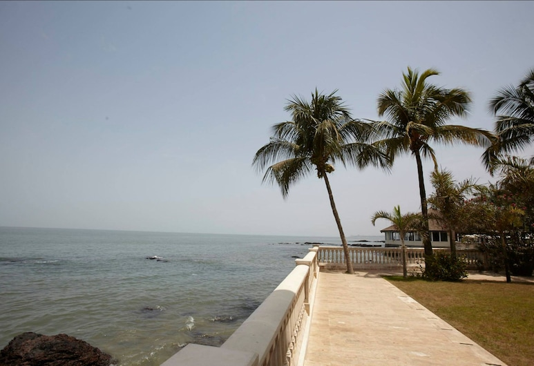 Palm Camayenne, Conakry, Executive Room, Beach/Ocean View