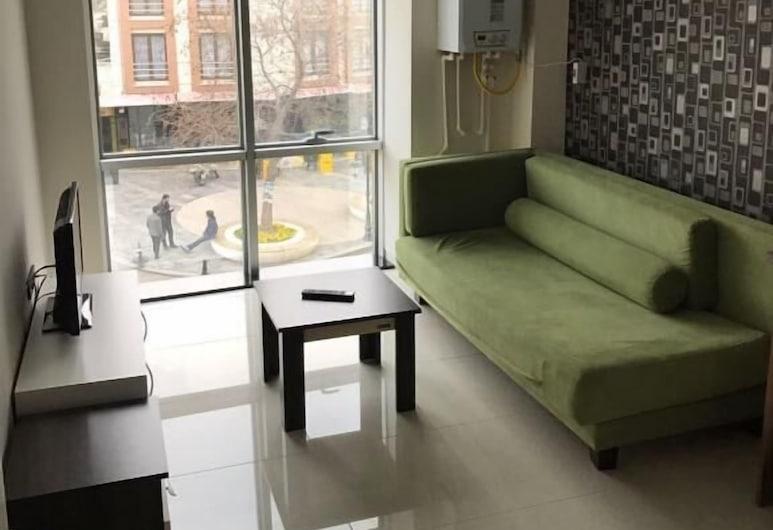 Concept House Butik Otel, Tekirdag, Apartment, Wohnzimmer