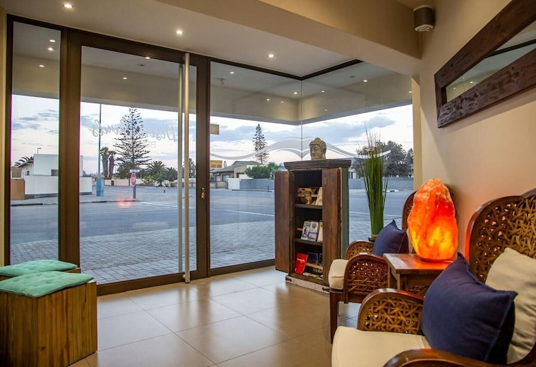 Desert Sands Boutique B&B | Self-Catering, Swakopmund, Terrasse/Patio