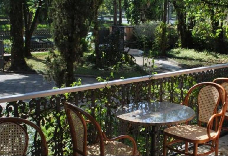 Hotel Casablanca Koeler, Petrópolis, Jardim
