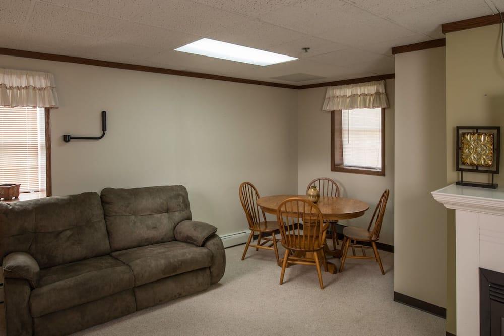 Lodge Suite, 2 Queen Beds - Dzīvojamā zona