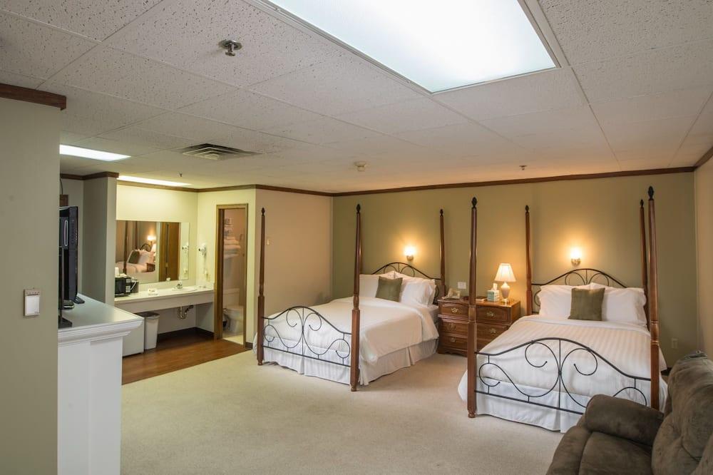 Lodge Suite, 2 Queen Beds - Viesu numurs