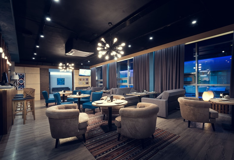 AyKun Hotel, Nur-Sultan, Lobby lounge