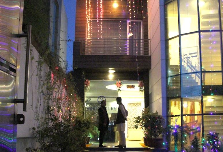 Hotel Haris MG Road Gurugram, Gurugram, Hotelfassade