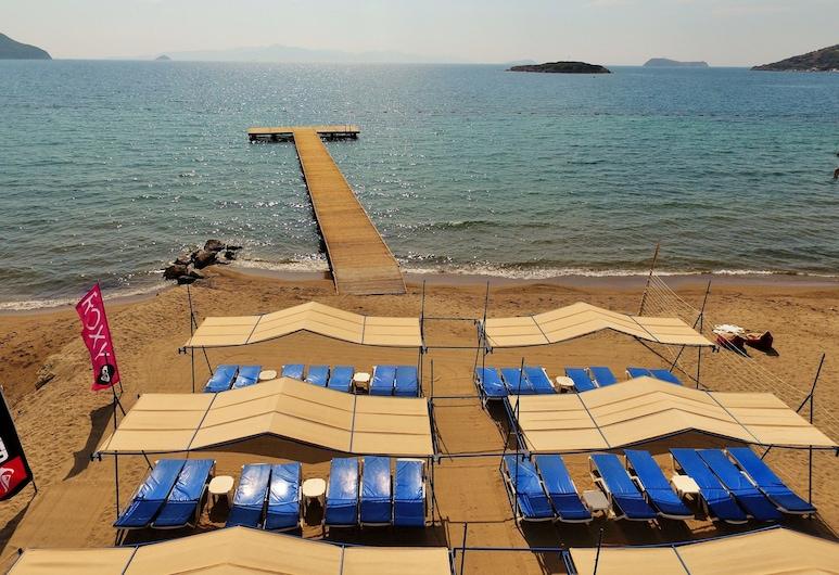 Tiana Beach Resort - All Inclusive, Bodrum, Plaj
