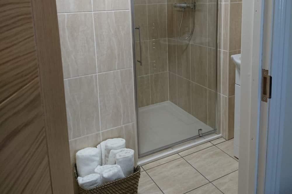 Standard-Einzelzimmer, mit Bad - Badezimmer