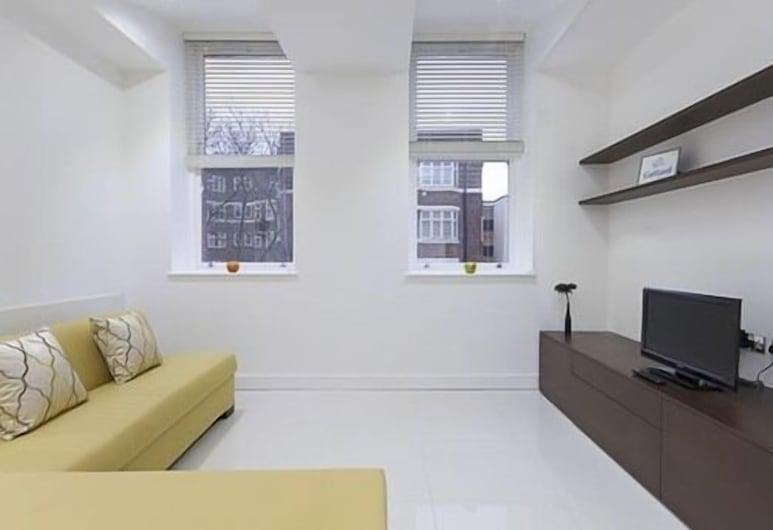 Bloomsbury - Serviced Apartments, Londýn, Obývačka