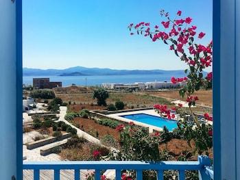 Selline näeb välja Seaside Paros-Ampelas, Paros