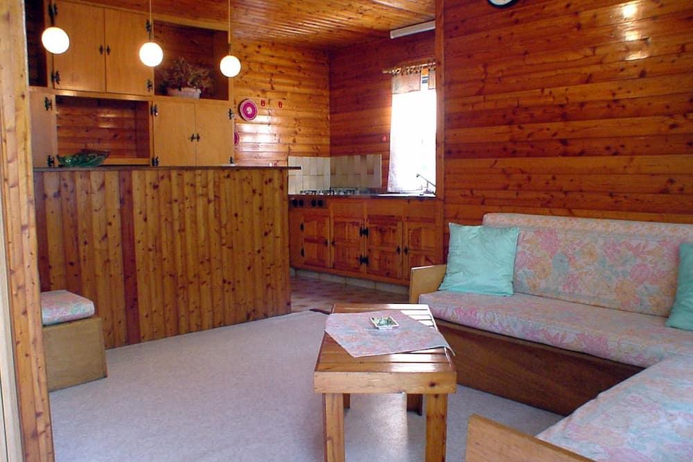Bungalow, Private Bathroom (External) (B) - Living Room