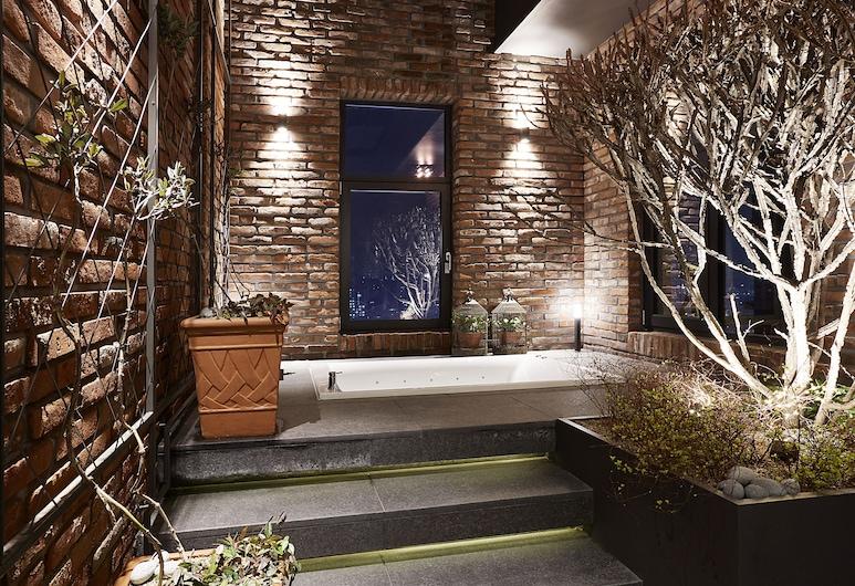 9 號布瑞克飯店, 首爾, 頂樓客房, 城市景觀, 露台
