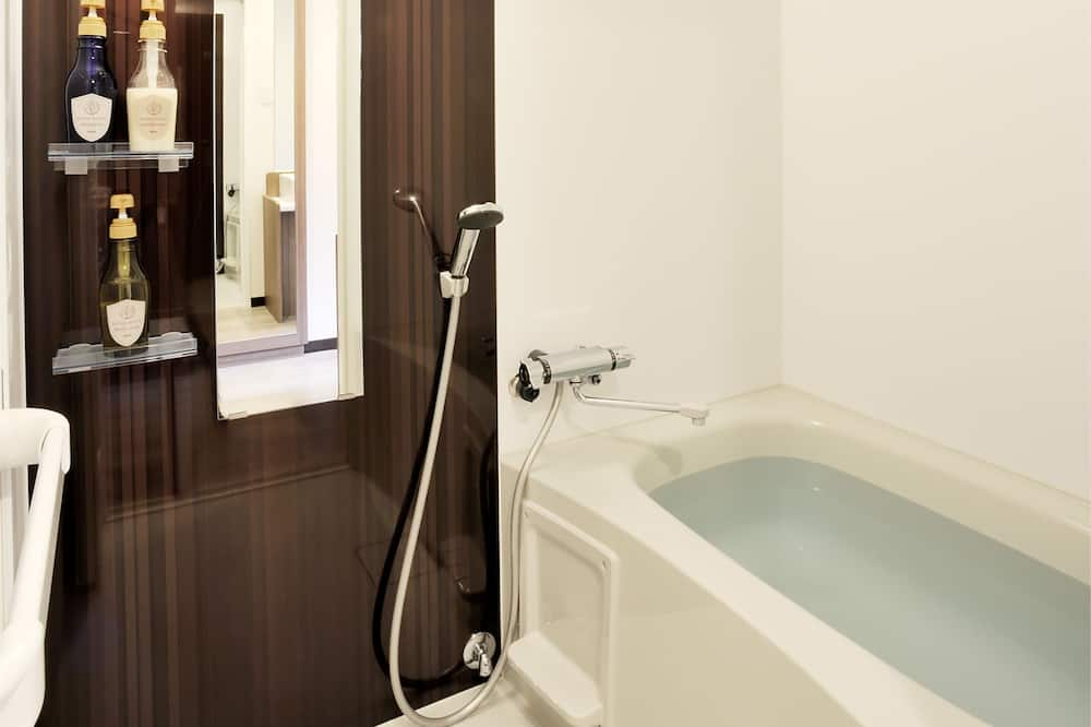 Dvojlôžková izba (2 rooms adjoining, 4 people available) - Kúpeľňa
