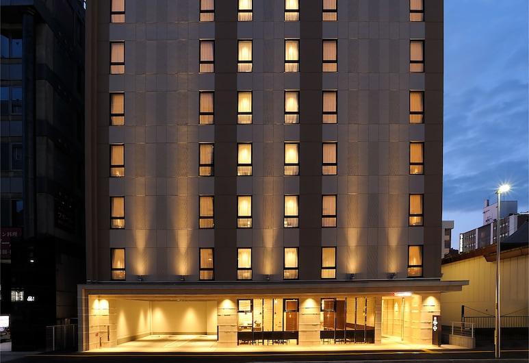 Hotel Nets Sapporo, Sapporo, Hotel Front