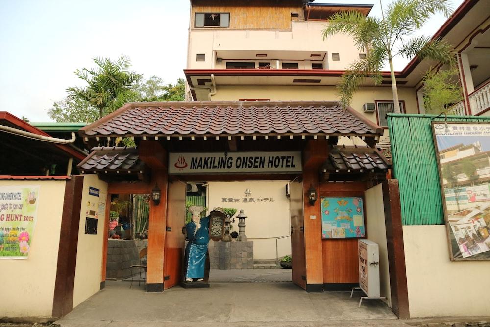 Makiling Onsen Hotel Los Banos