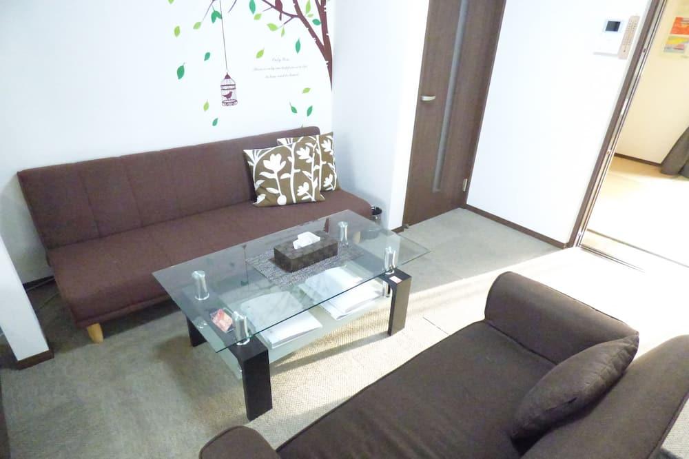 Apartment (3 Bedroom) - Wohnbereich