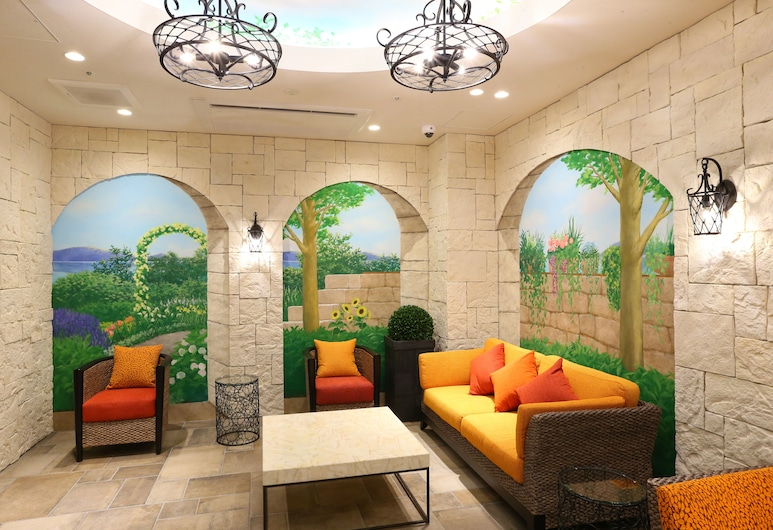 Hotel Wing International Select Nagoya Sakae, Nagoya, Lobby Sitting Area