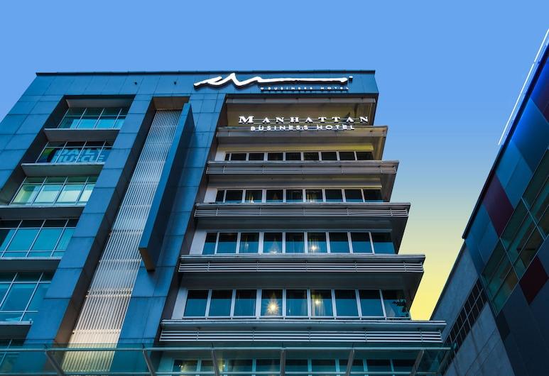 曼哈頓 TTDI 商務飯店, 八打靈再也, 飯店正面