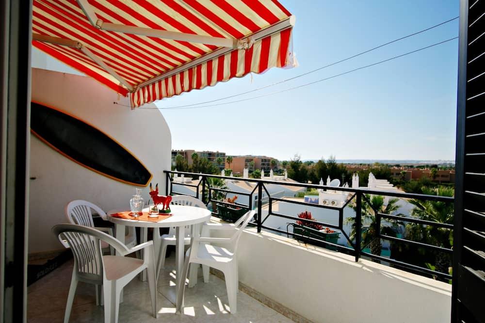 Apartamento, 1 habitación - Balcón