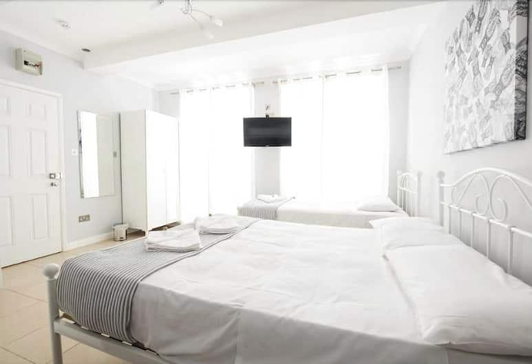The Cameron Hotel, London, Tremannsrom – comfort, privat bad, Gjesterom