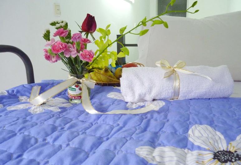 Daisy Hostel, Ханой, Общее спальное помещение «Сити», общий смешанный номер, для некурящих, балкон, Номер