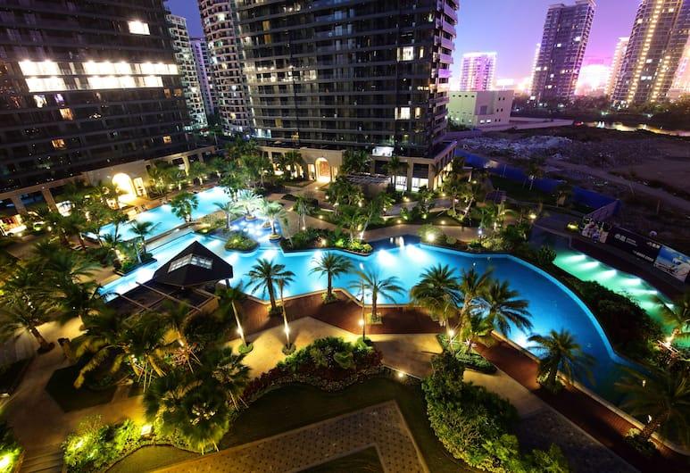 Hampton by Hilton Sanya Bay, Sanya, Outdoor Pool