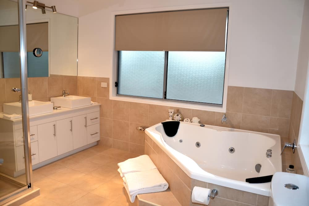 Camera doppia, 1 letto queen (Brighton - Luxury Queen with Balcony) - Bagno