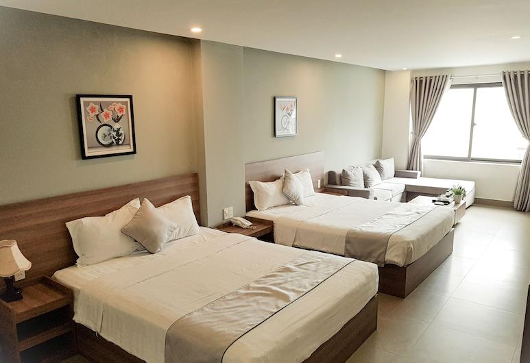 An Hoi Canary Hotel, Da Nang, Habitación familiar, Habitación
