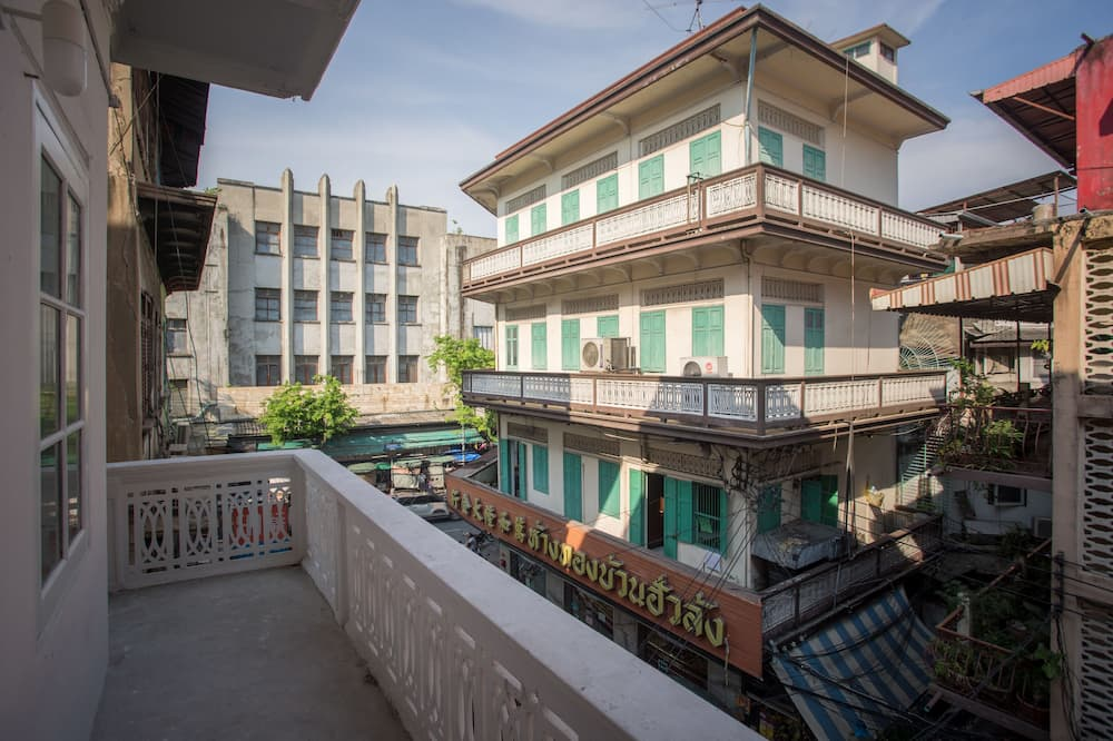 Suite Keluarga, kamar mandi pribadi, sudut - Pemandangan Balkon