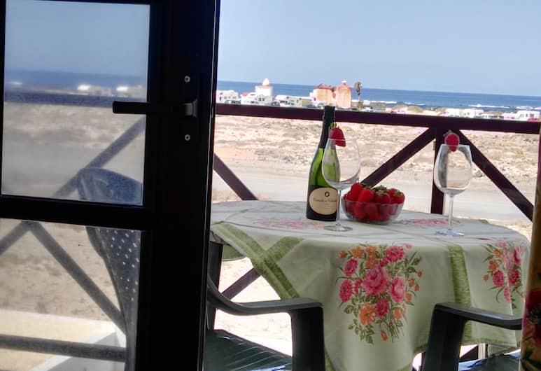 Cotillo Ocean Sunset, La Oliva, Leilighet, 1 soverom, utsikt mot hav, Balkong