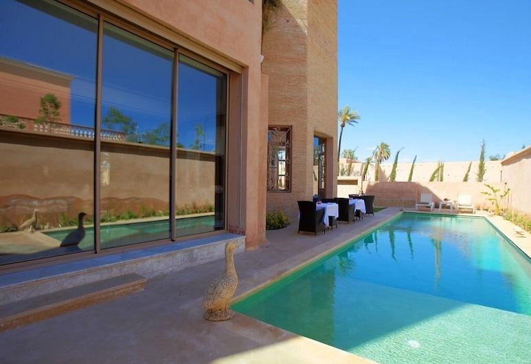 Maison D'hôtes Darsor, Marrakech, Бассейн