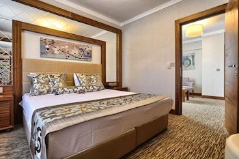 Mynd af City Hotel Residence í Ankara