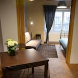 סוויטה (G02) - חדר אורחים