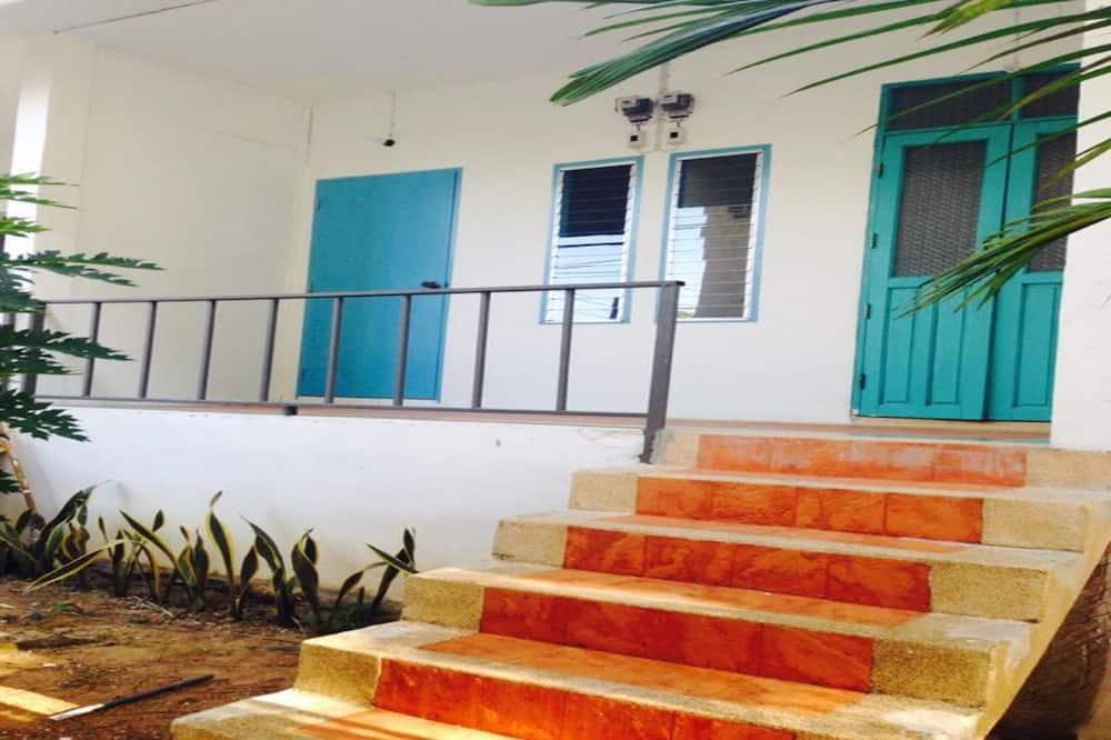 Single Fan Room  - Balkong
