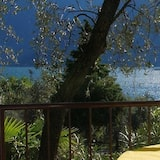 Quadruple Room, Lake View - Balcony