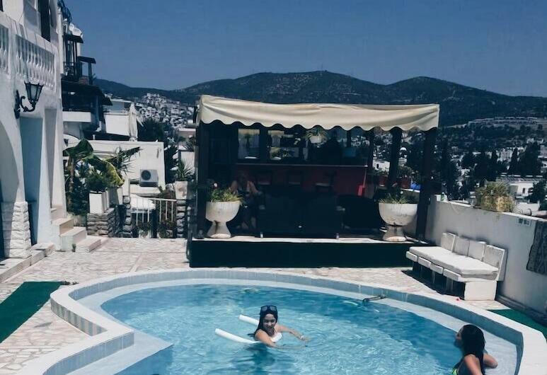 Merve Park Hotel, Bodrum, Havuz