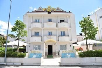 ภาพ โรงแรมมารีนา ใน Riccione