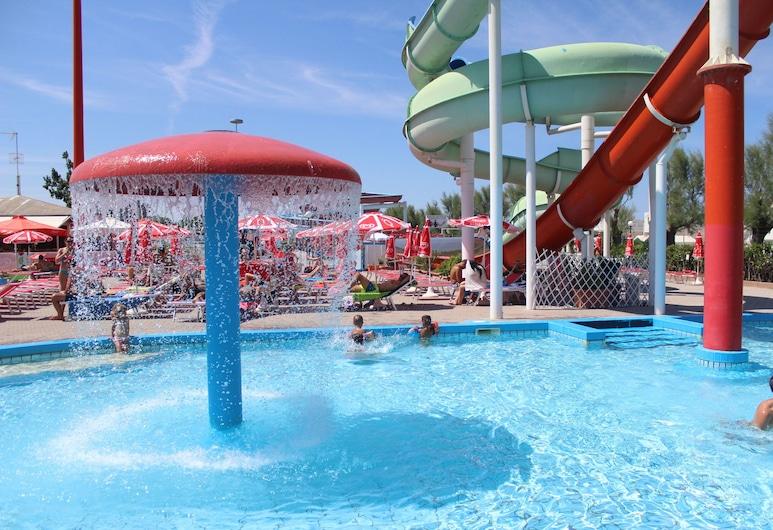 Hotel Marina, Riccione, Children's Pool