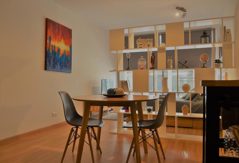 Departamento Downtown Buenos Aires, Buenos Aires, Comfort stuudio, 1 kahevoodi, kööginurgaga, Lõõgastumisala