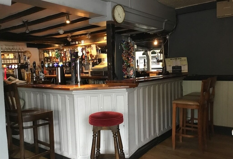 The Leather Bottle, Colchester, Hotelski bar