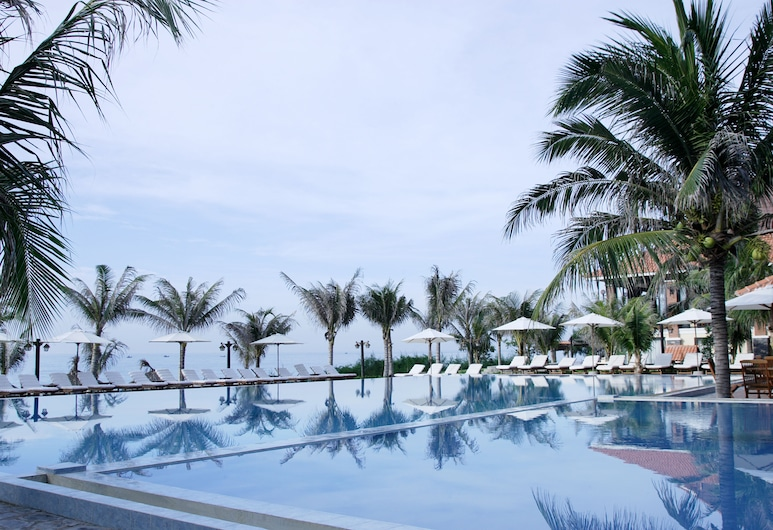Golden Peak Resort & Spa Phan Thiet, Fanthietas, Išorė