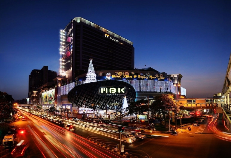 All That Bangkok - Hostel, Μπανγκόκ, Πρόσοψη ξενοδοχείου - βράδυ/νύχτα